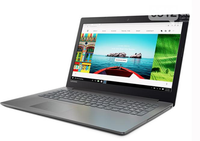 Строгий дизайн и мощный функционал нового LENOVO IdeaPad 320, фото-2