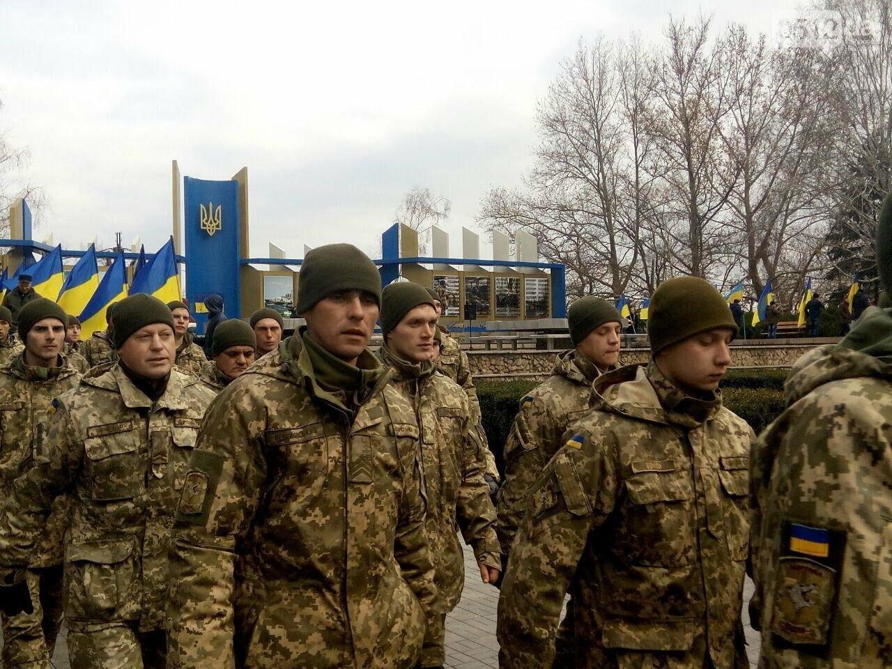В Николаеве в День Вооруженных сил Украины почтили память погибших воинов АТО, ФОТО, фото-15