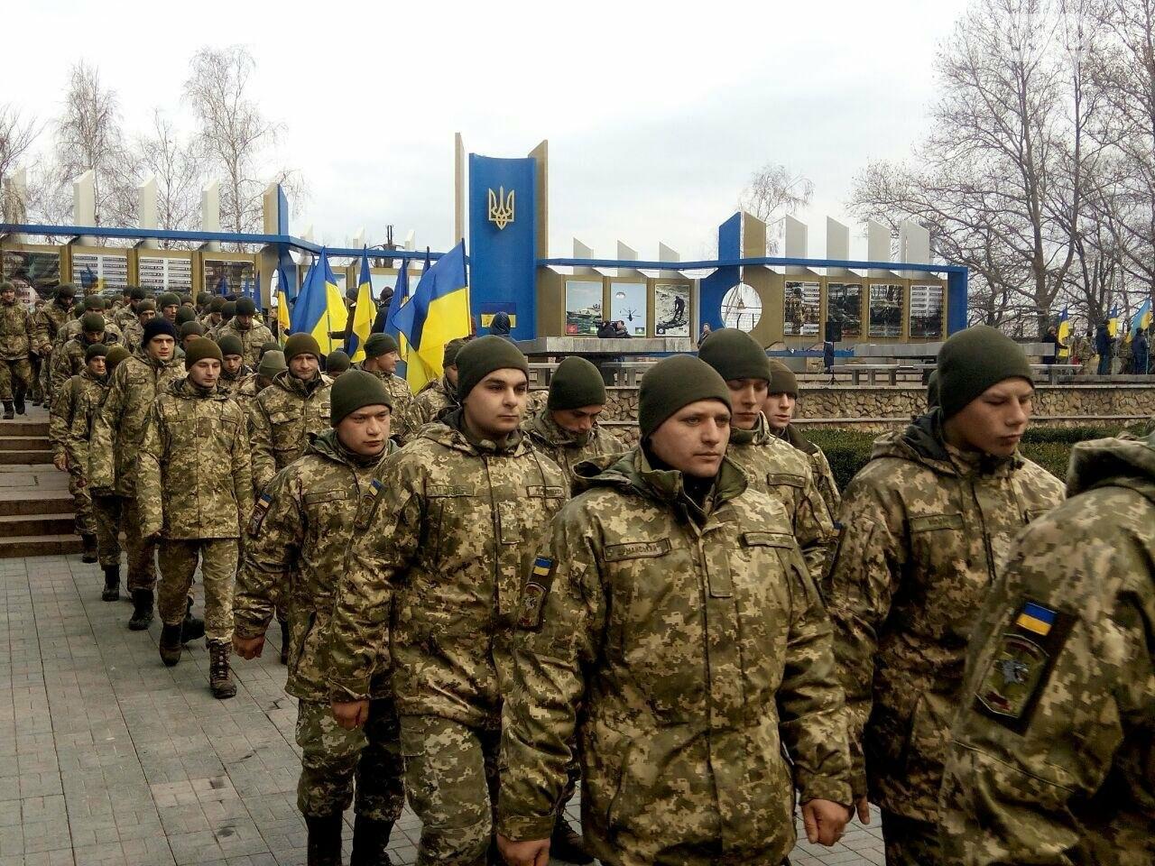 В Николаеве в День Вооруженных сил Украины почтили память погибших воинов АТО, ФОТО, фото-14