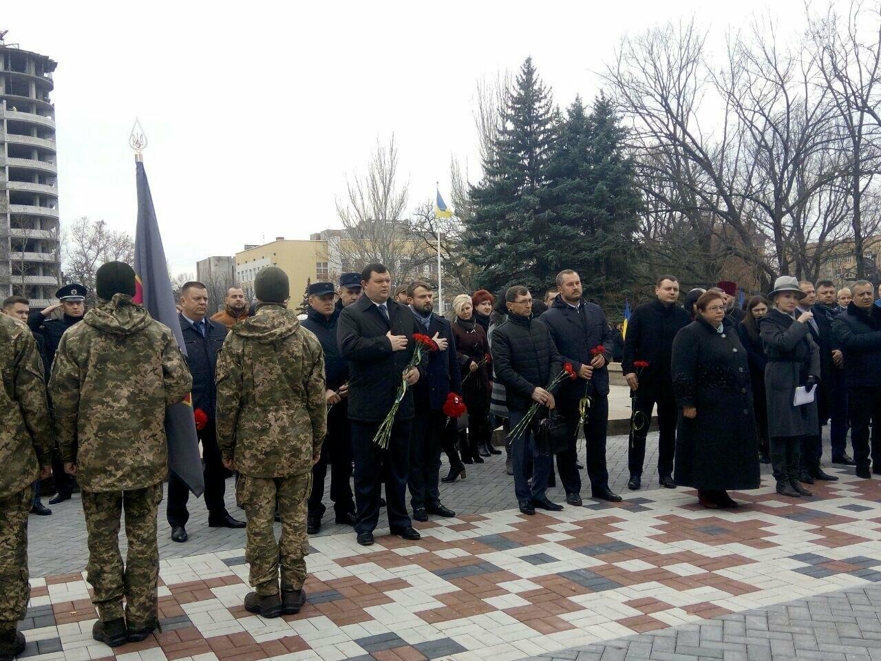 В Николаеве в День Вооруженных сил Украины почтили память погибших воинов АТО, ФОТО, фото-8