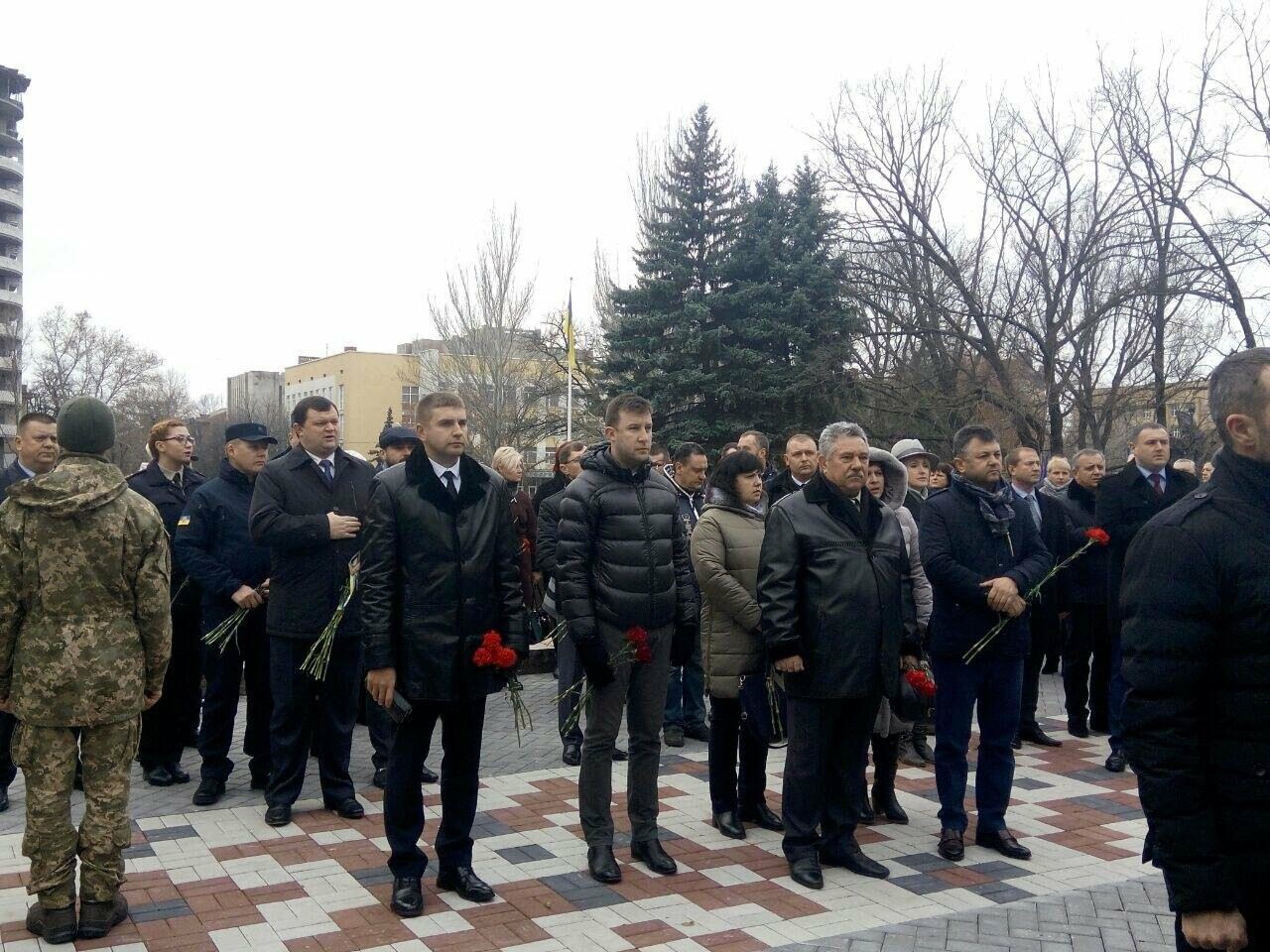 В Николаеве в День Вооруженных сил Украины почтили память погибших воинов АТО, ФОТО, фото-5
