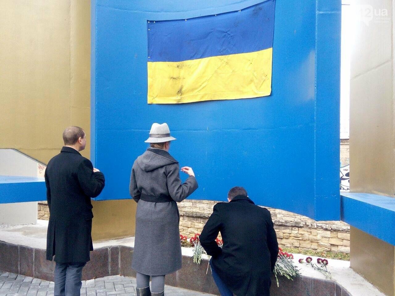 В Николаеве в День Вооруженных сил Украины почтили память погибших воинов АТО, ФОТО, фото-1