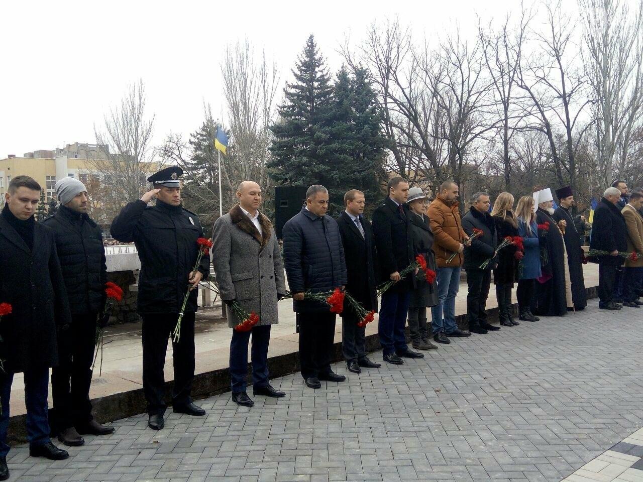 В Николаеве в День Вооруженных сил Украины почтили память погибших воинов АТО, ФОТО, фото-3