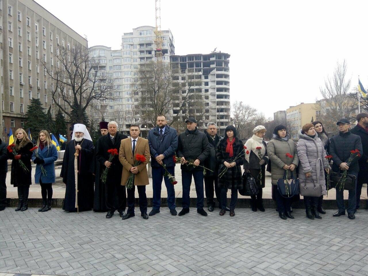 В Николаеве в День Вооруженных сил Украины почтили память погибших воинов АТО, ФОТО, фото-2