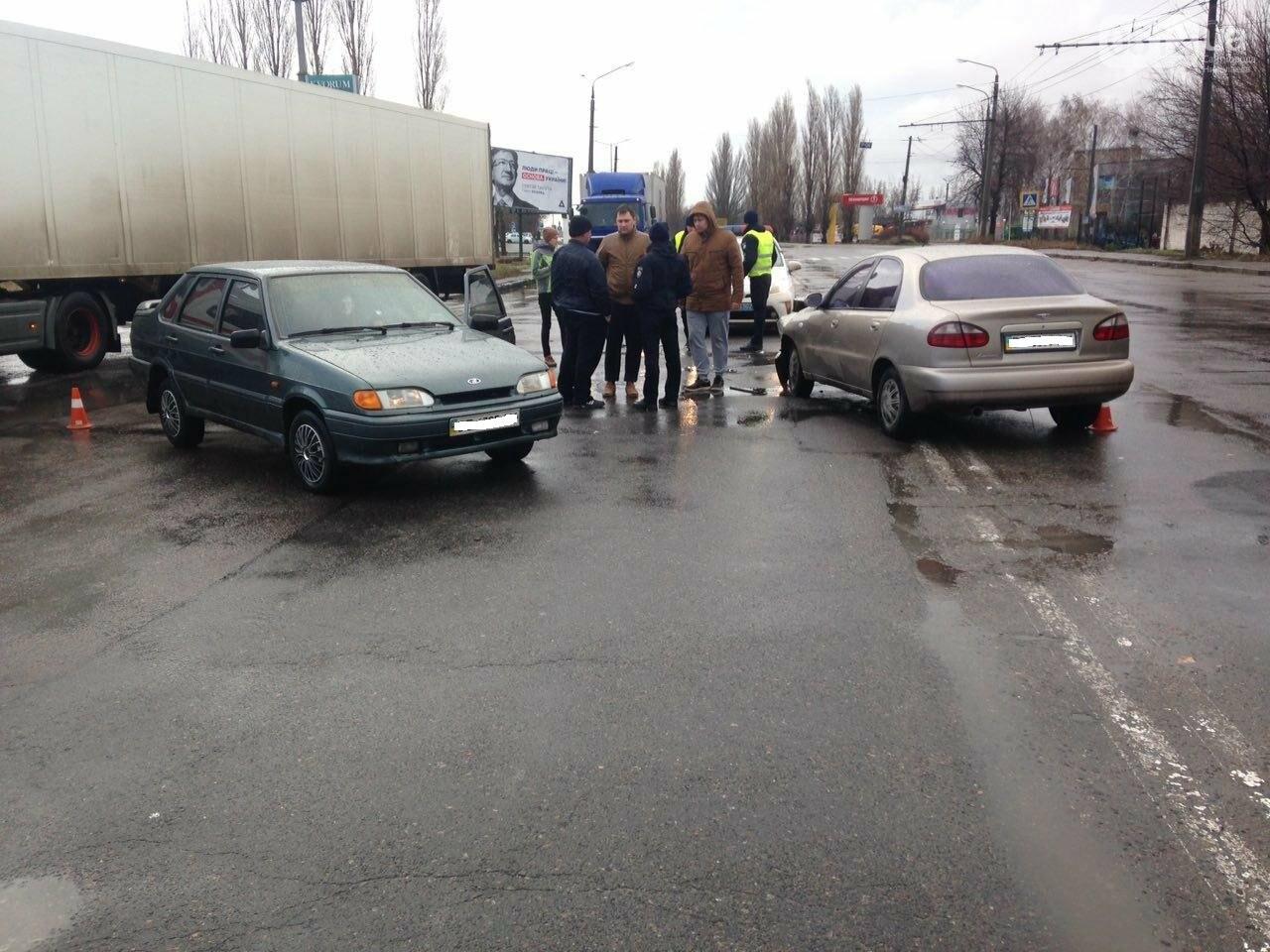 В Николаеве нетрезвый водитель ВАЗа подрезал Daewoo и спровоцировал ДТП, - ФОТО, фото-3
