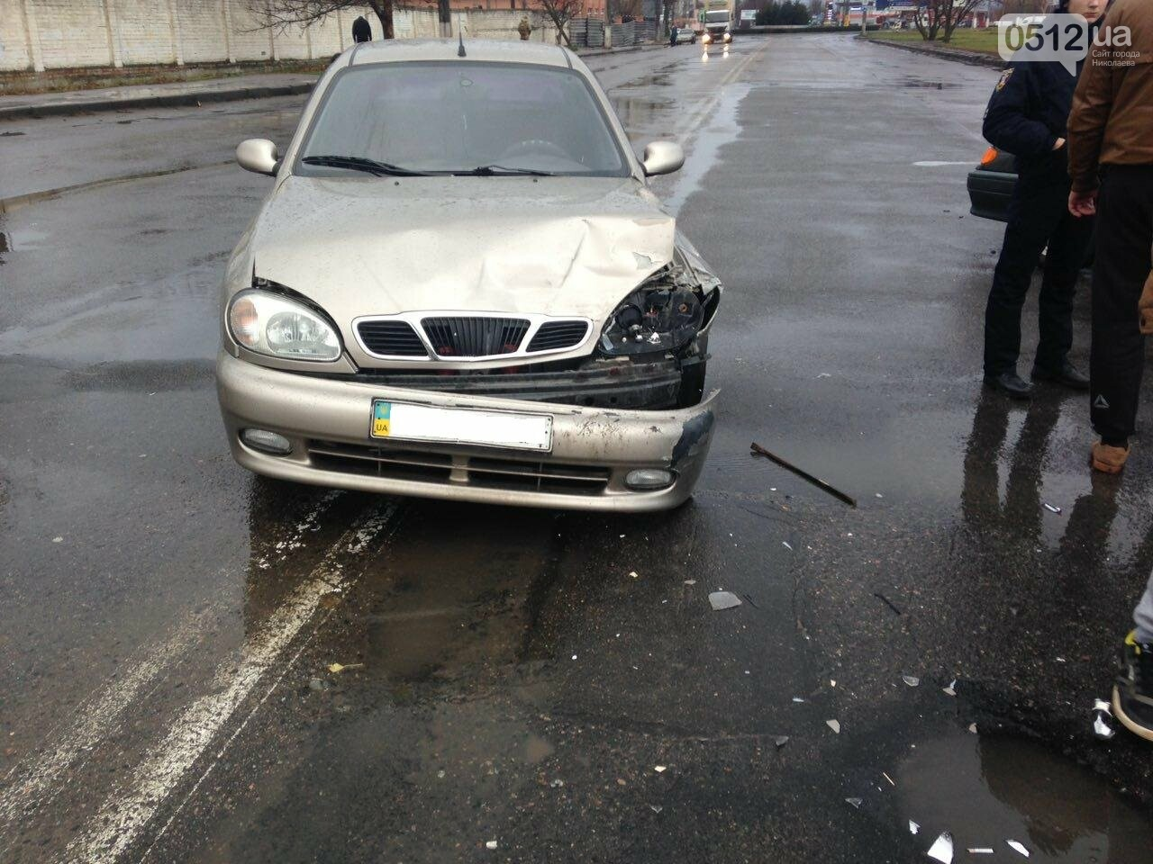 В Николаеве нетрезвый водитель ВАЗа подрезал Daewoo и спровоцировал ДТП, - ФОТО, фото-4