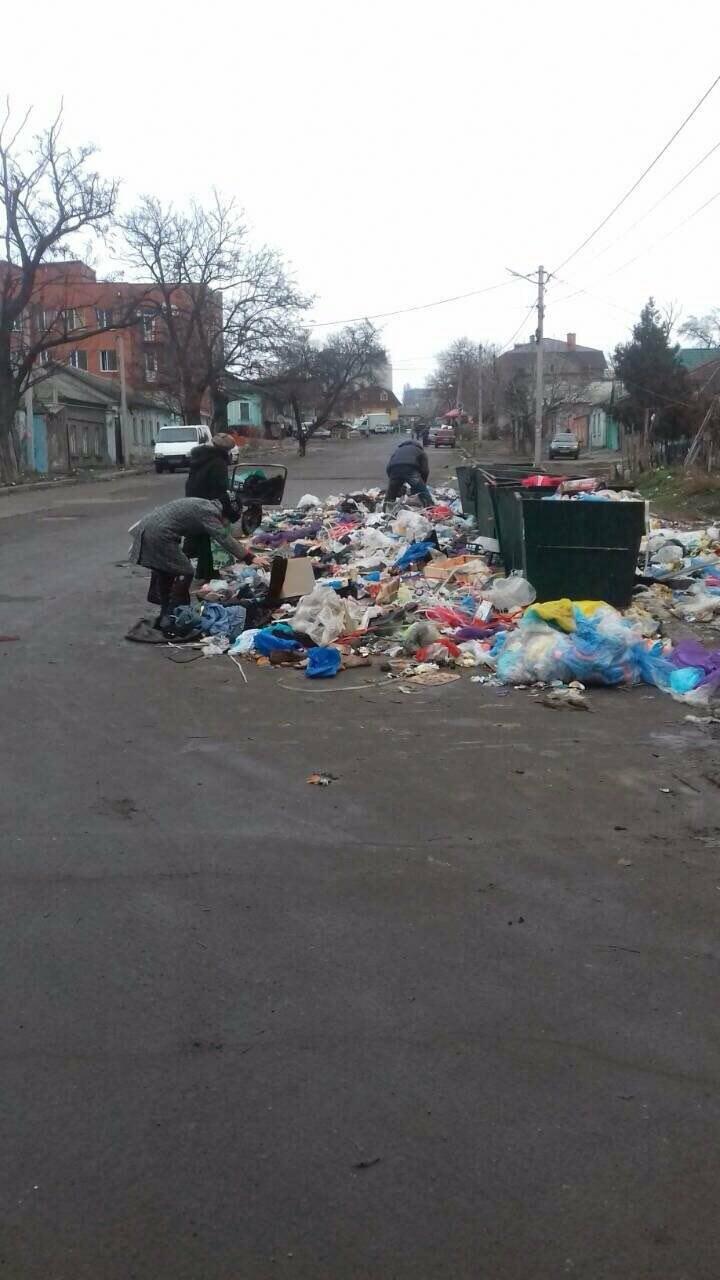 Мусорный коллапс: жители Николаева возмутились горами мусора, который не вывозят коммунальщики , фото-1