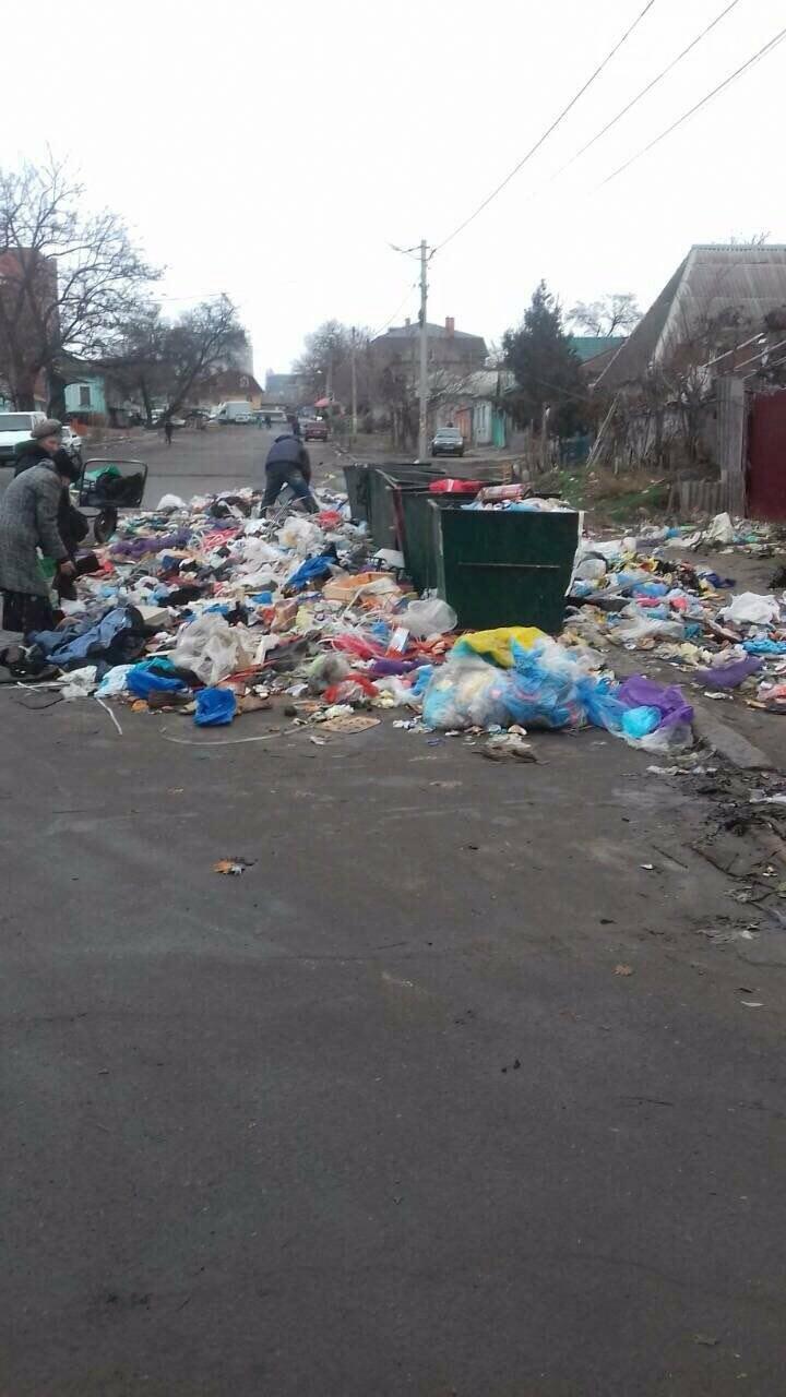 Мусорный коллапс: жители Николаева возмутились горами мусора, который не вывозят коммунальщики , фото-2