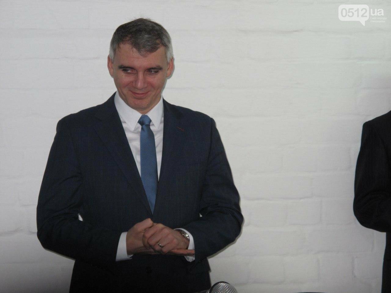 Сенкевич во время оглашения приговора