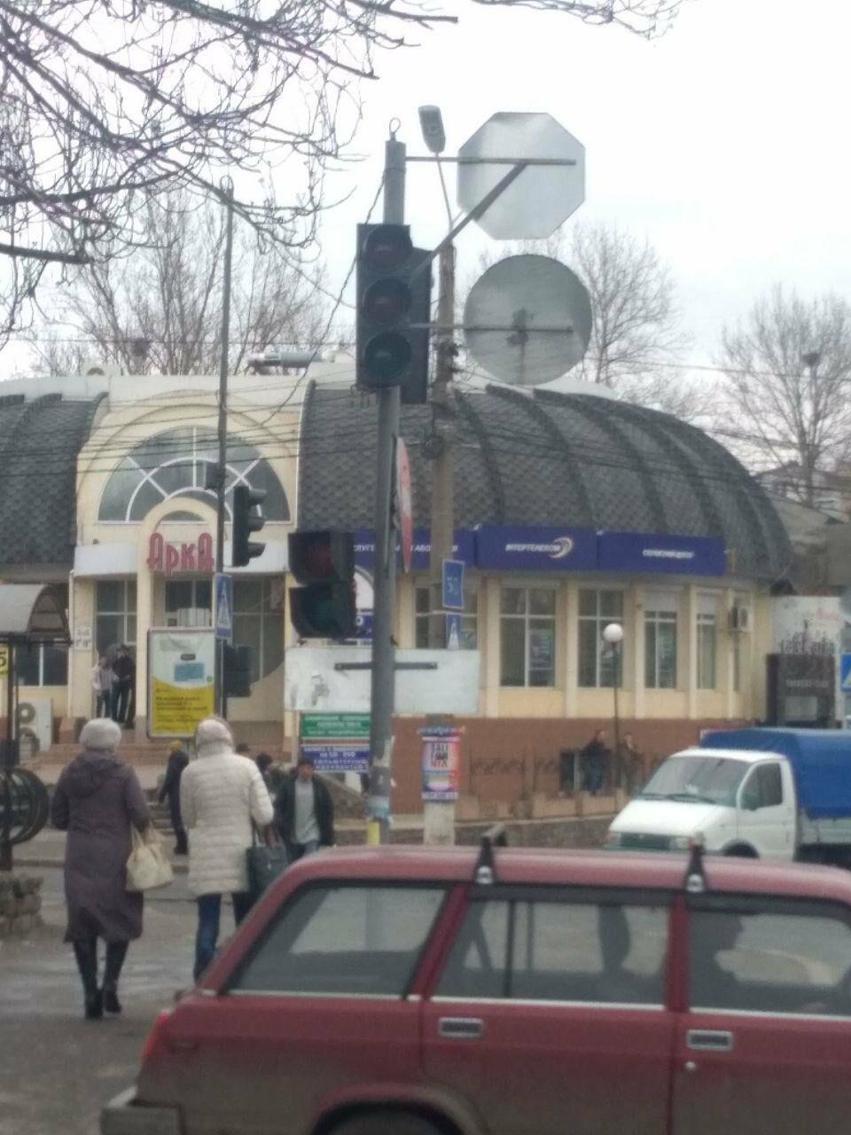 В Центре Николаева до конца дня не будут работать светофоры, - ФОТО, фото-1