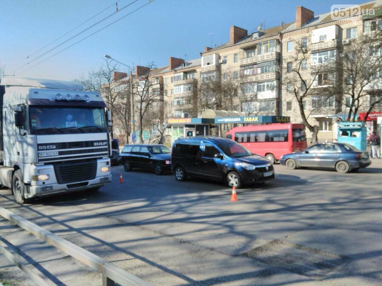В Николаеве произошло тройное ДТП, - ФОТО, фото-1