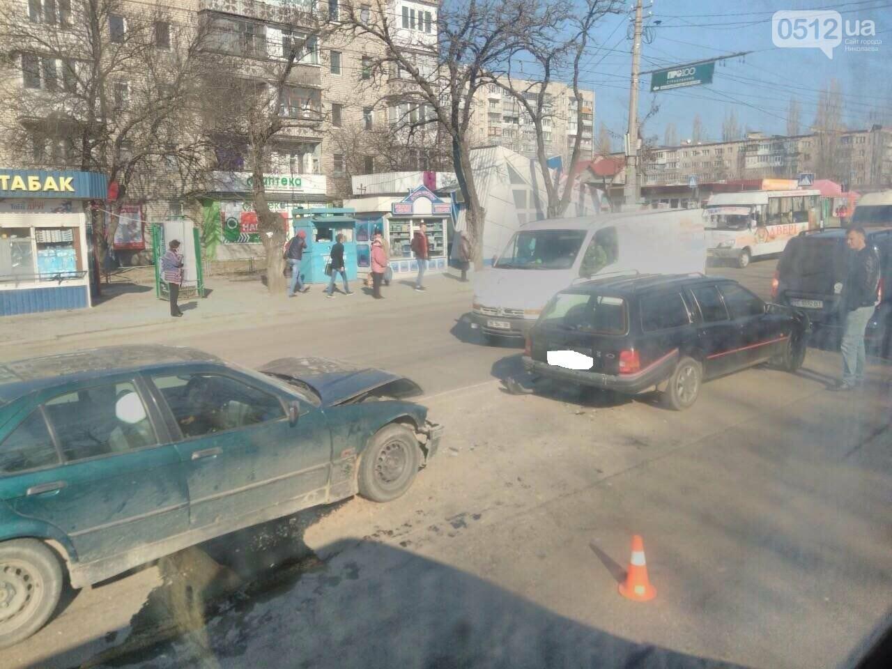 В Николаеве произошло тройное ДТП, - ФОТО, фото-4