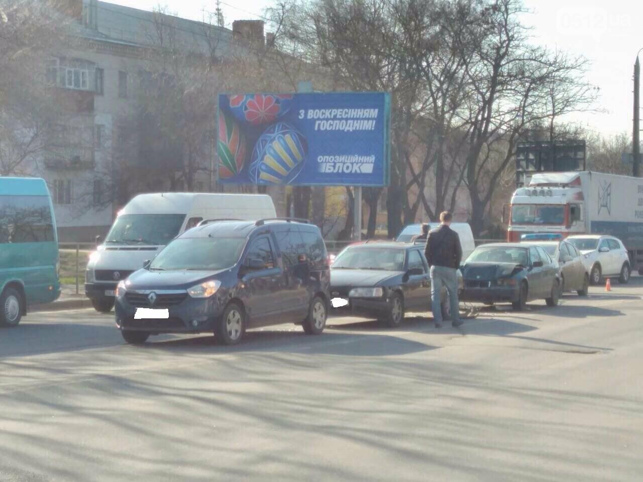 В Николаеве произошло тройное ДТП, - ФОТО, фото-3