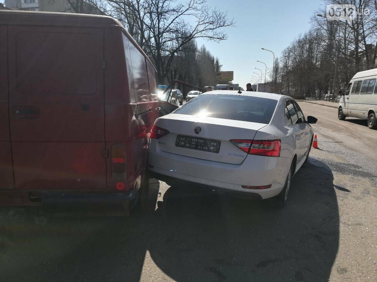 Авария в Николаеве: в результате ДТП пострадало четыре человека, среди них ребенок, - ФОТО, фото-1