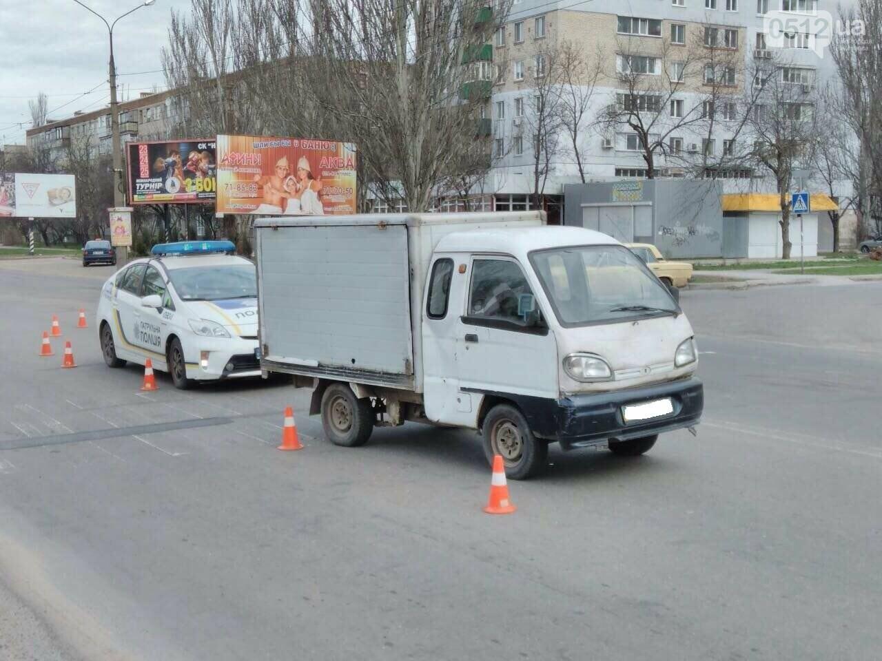 В Николаеве грузовик на пешеходном переходе сбил женщину с ребенком, - ФОТО, фото-2