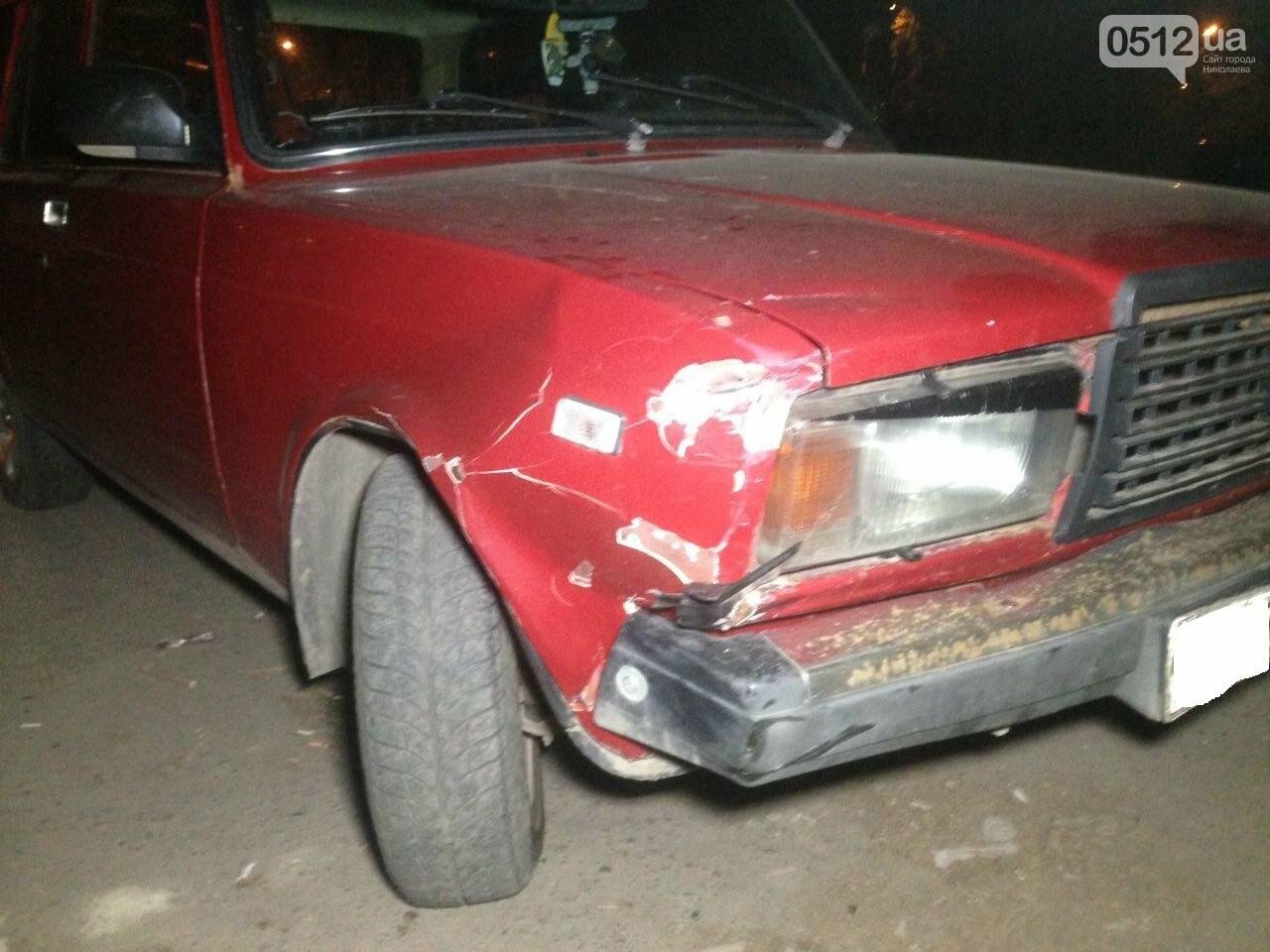 В Николаеве пьяный мотоциклист на большой скорости въехал в легковушку: есть пострадавшие, - ФОТО , фото-7