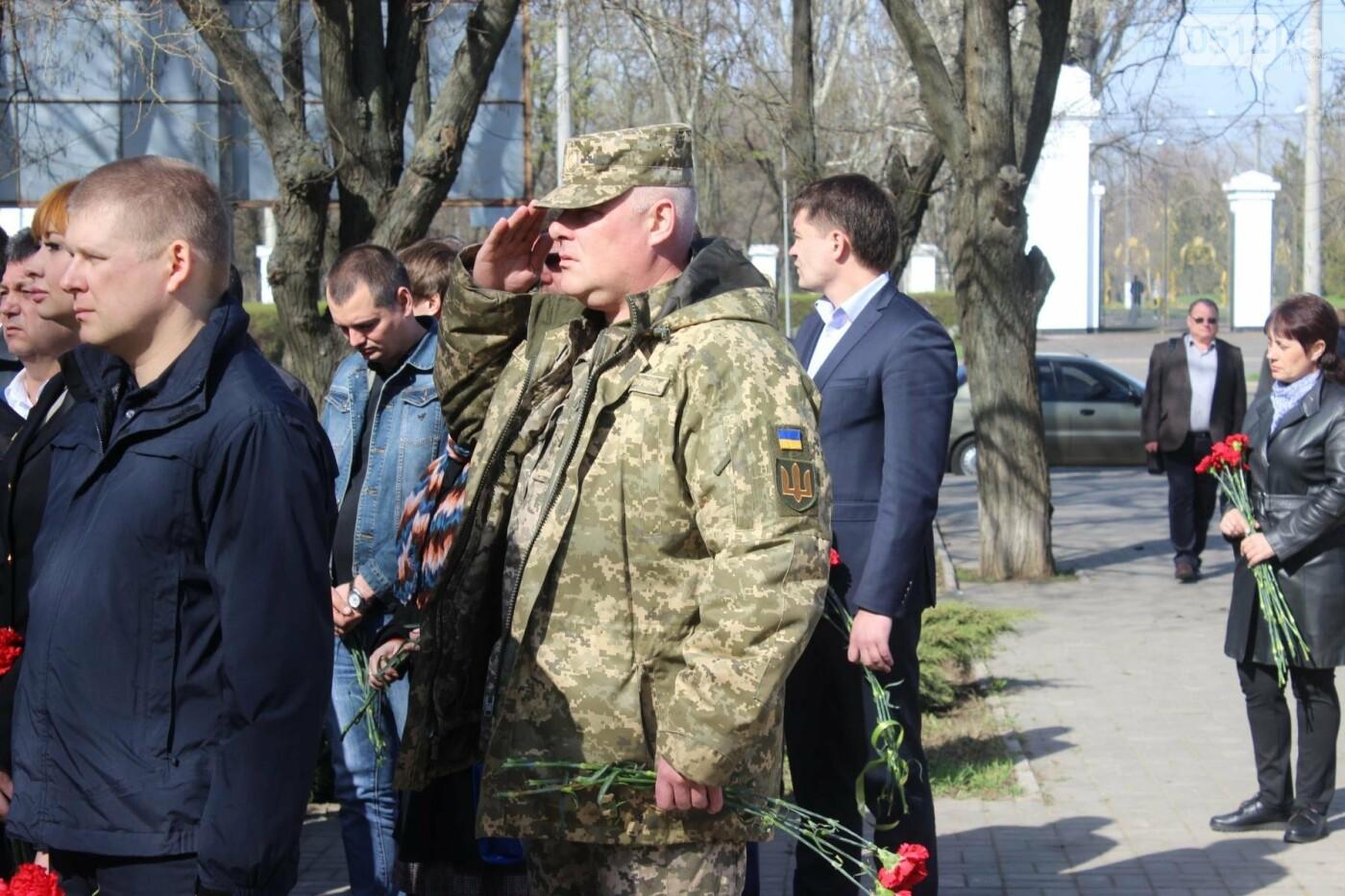 Николаевцы почтили память узников концлагерей, - ФОТО, фото-7