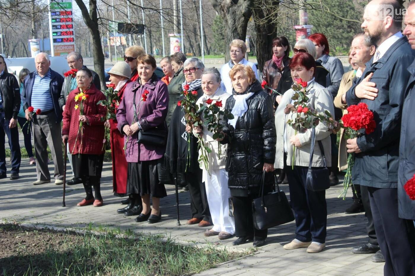 Николаевцы почтили память узников концлагерей, - ФОТО, фото-9