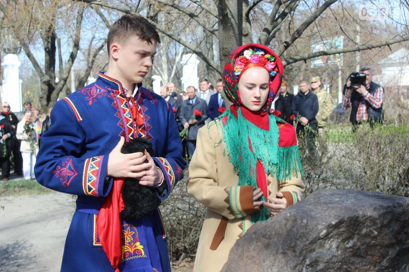 Николаевцы почтили память узников концлагерей, - ФОТО, фото-8