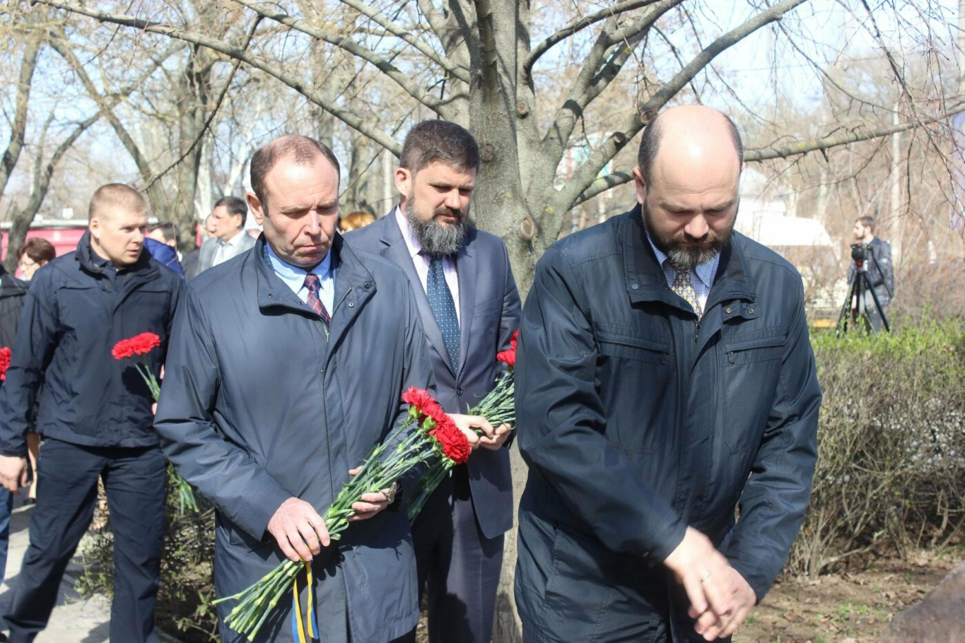 Николаевцы почтили память узников концлагерей, - ФОТО, фото-6
