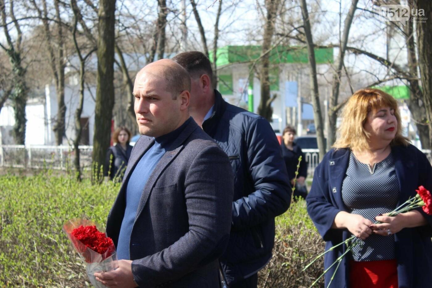 Николаевцы почтили память узников концлагерей, - ФОТО, фото-5