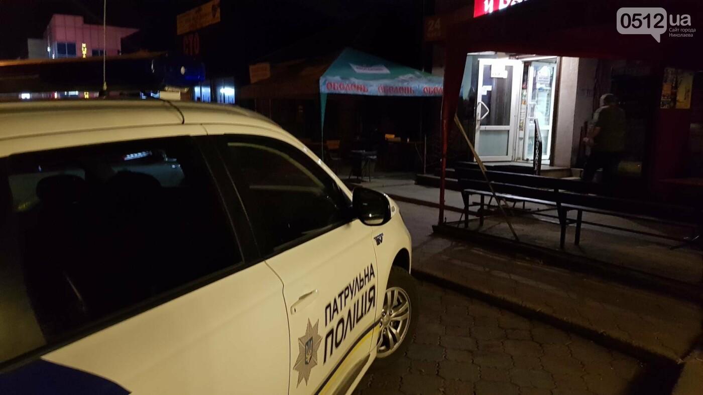 Ночью в Николаеве устроили разборки со стрельбой: есть пострадавшие, - ФОТО, ВИДЕО, фото-8