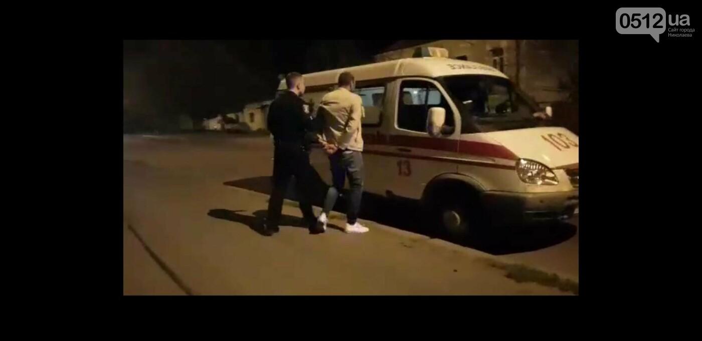 Ночью в Николаеве устроили разборки со стрельбой: есть пострадавшие, - ФОТО, ВИДЕО, фото-1