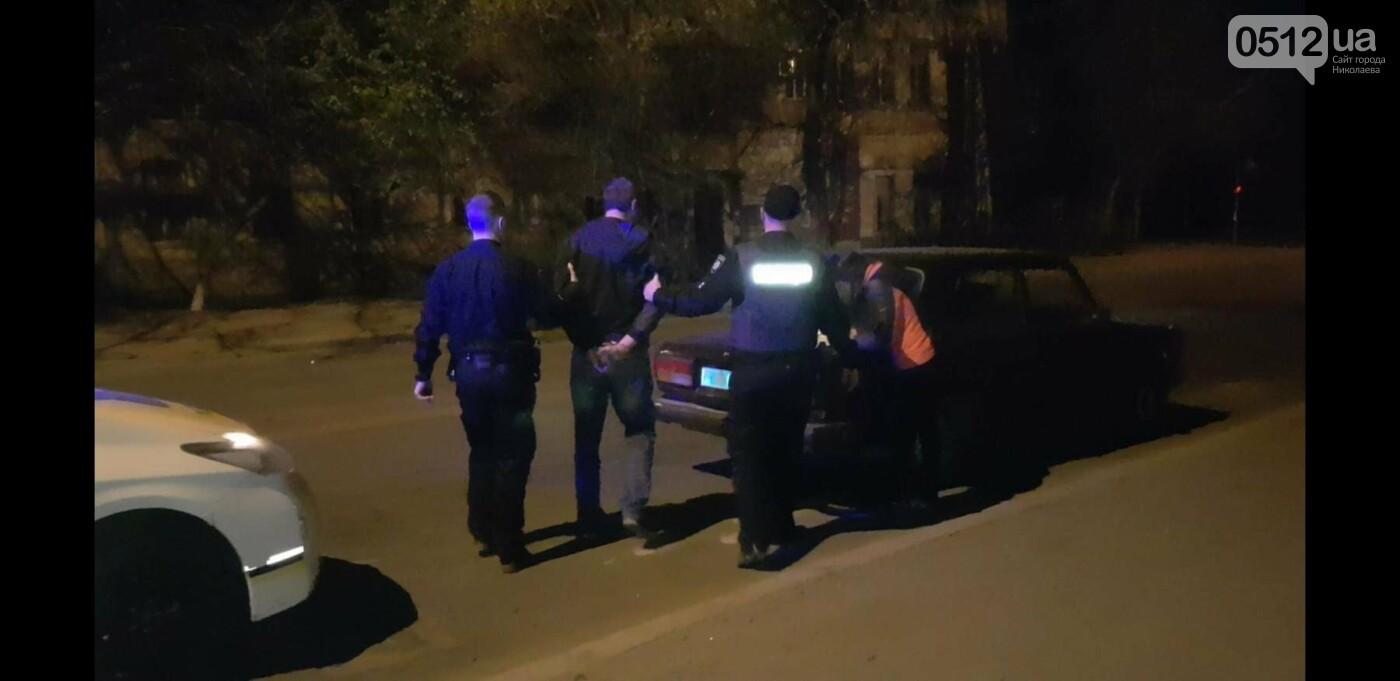 Ночью в Николаеве устроили разборки со стрельбой: есть пострадавшие, - ФОТО, ВИДЕО, фото-4