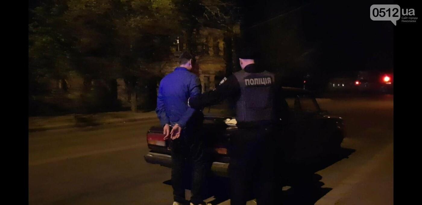 Ночью в Николаеве устроили разборки со стрельбой: есть пострадавшие, - ФОТО, ВИДЕО, фото-5