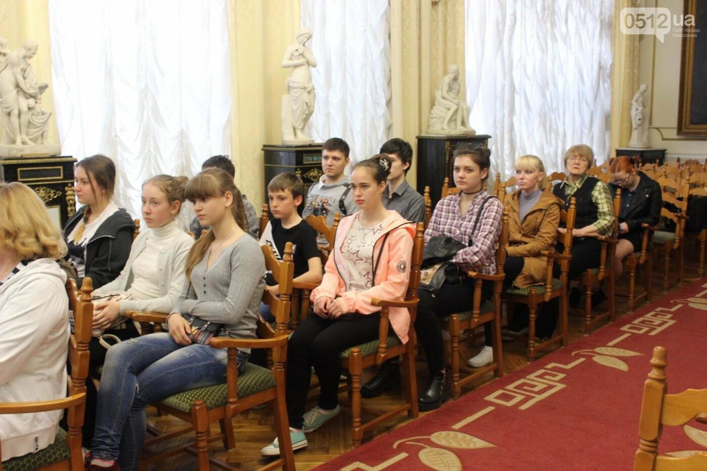 В Николаевском художественном музее рассказали, как подделывать картины, - ФОТО, фото-16