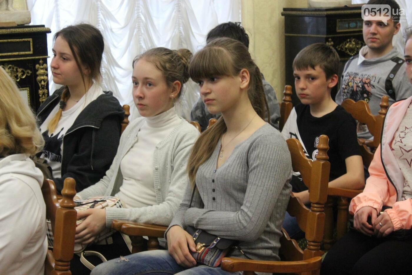 В Николаевском художественном музее рассказали, как подделывать картины, - ФОТО, фото-13