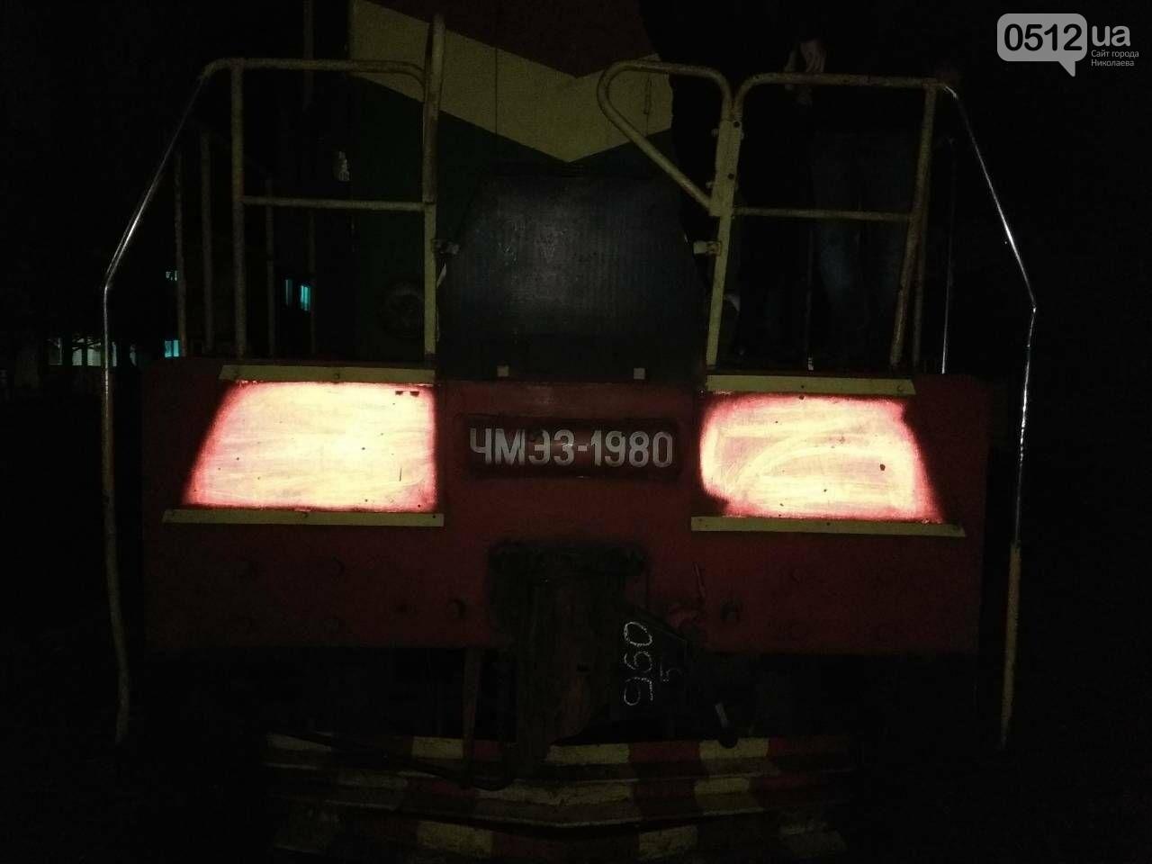 """В Николаеве сотрудник депо """"вынес"""" с предприятия почти 100 литров топлива, - ФОТО, фото-1"""