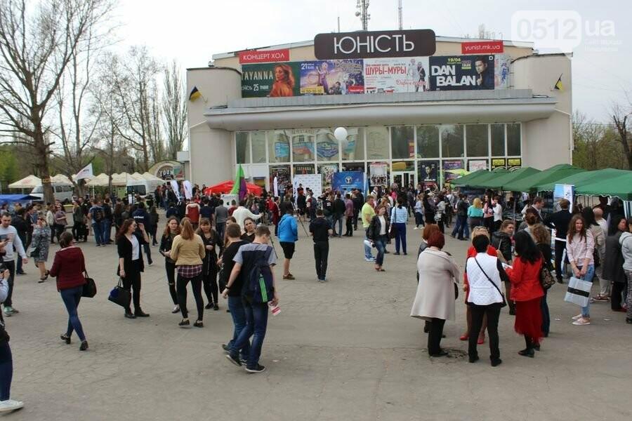 Когда стоит бросать университет и почему стоит заниматься спортом: в Николаеве состоялся мотивационный фестиваль для молодежи, - ФОТОРЕПОРТАЖ, фото-6