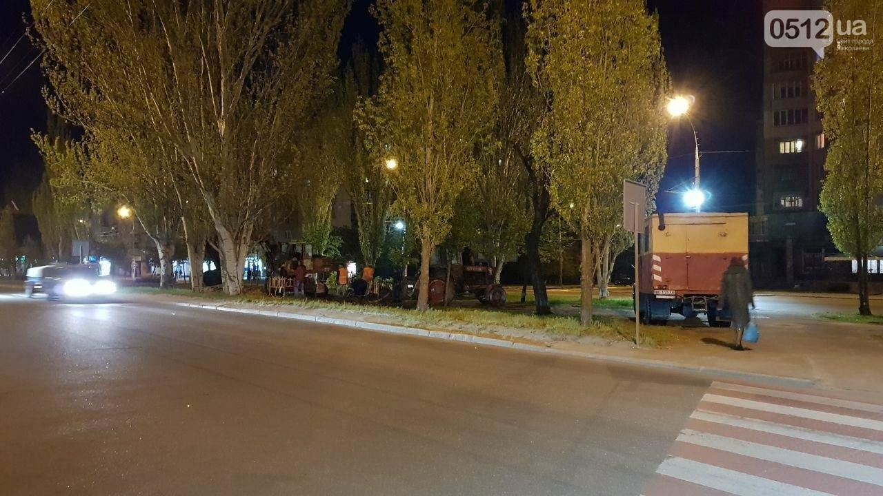 Некоторые дома в Николаеве остались без воды из-за серьезной аварии трубопровода, - ФОТО, ВИДЕО, фото-7