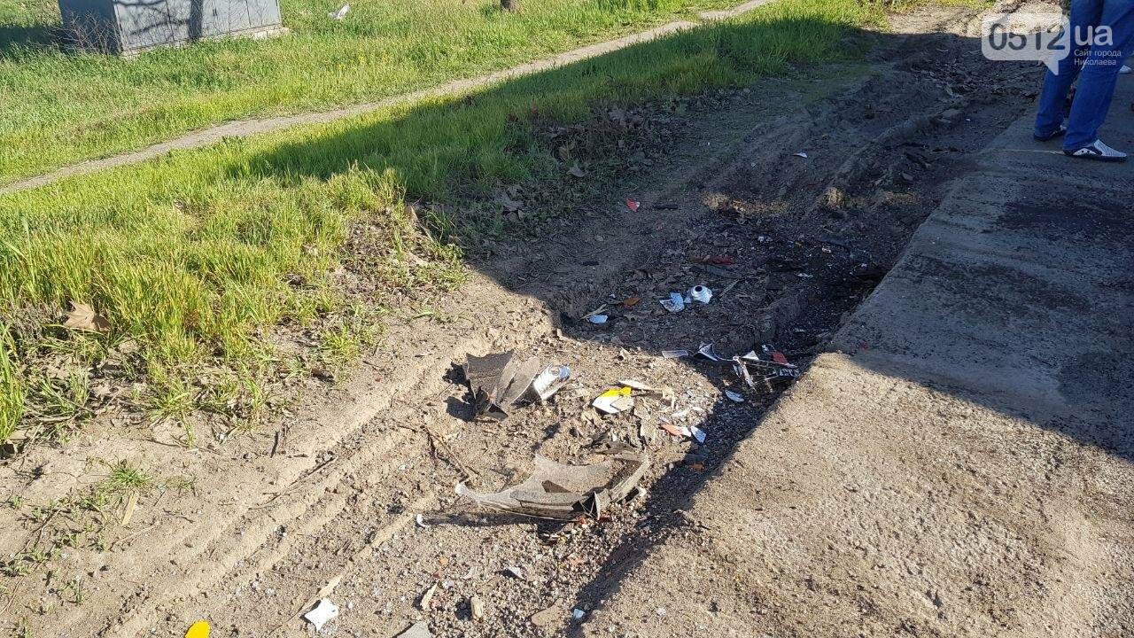 В Николаеве  столкнулись две 91 маршрутки: есть пострадавшие, - ФОТО, ВИДЕО, фото-5