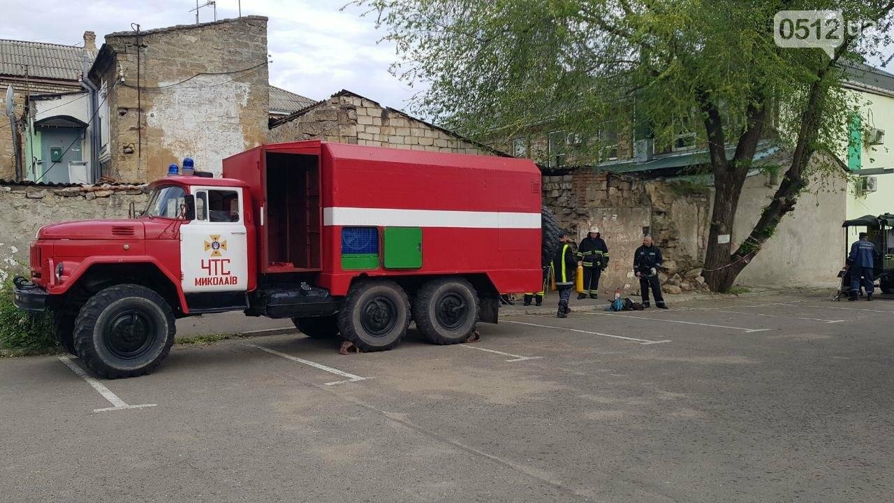 В Николаеве пожарные эвакуировали 10 человек из помещений ТРЦ City Center, - ФОТО, ВИДЕО, фото-6