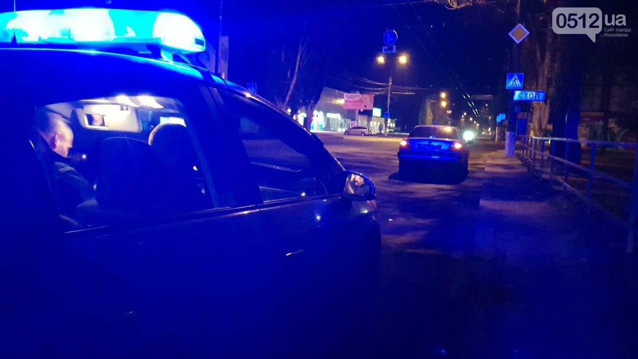 В Николаеве эвакуировали авто пьяного водителя, - ФОТО , фото-1