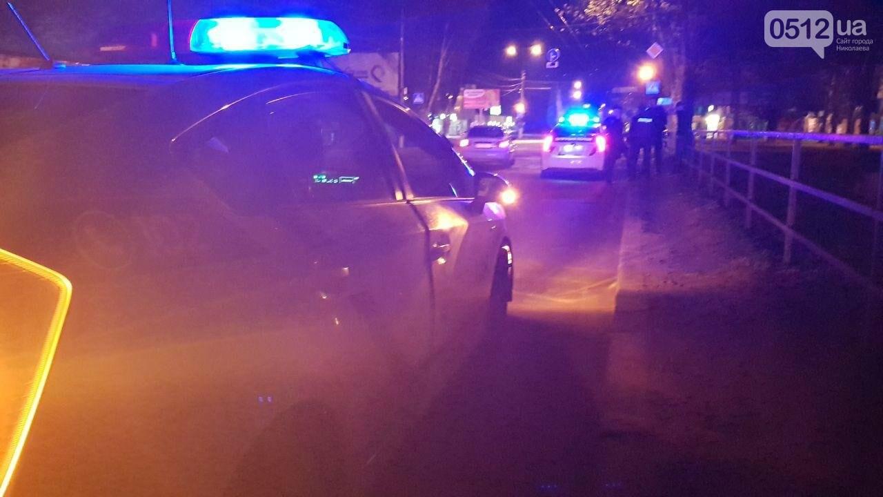 В Николаеве эвакуировали авто пьяного водителя, - ФОТО , фото-4