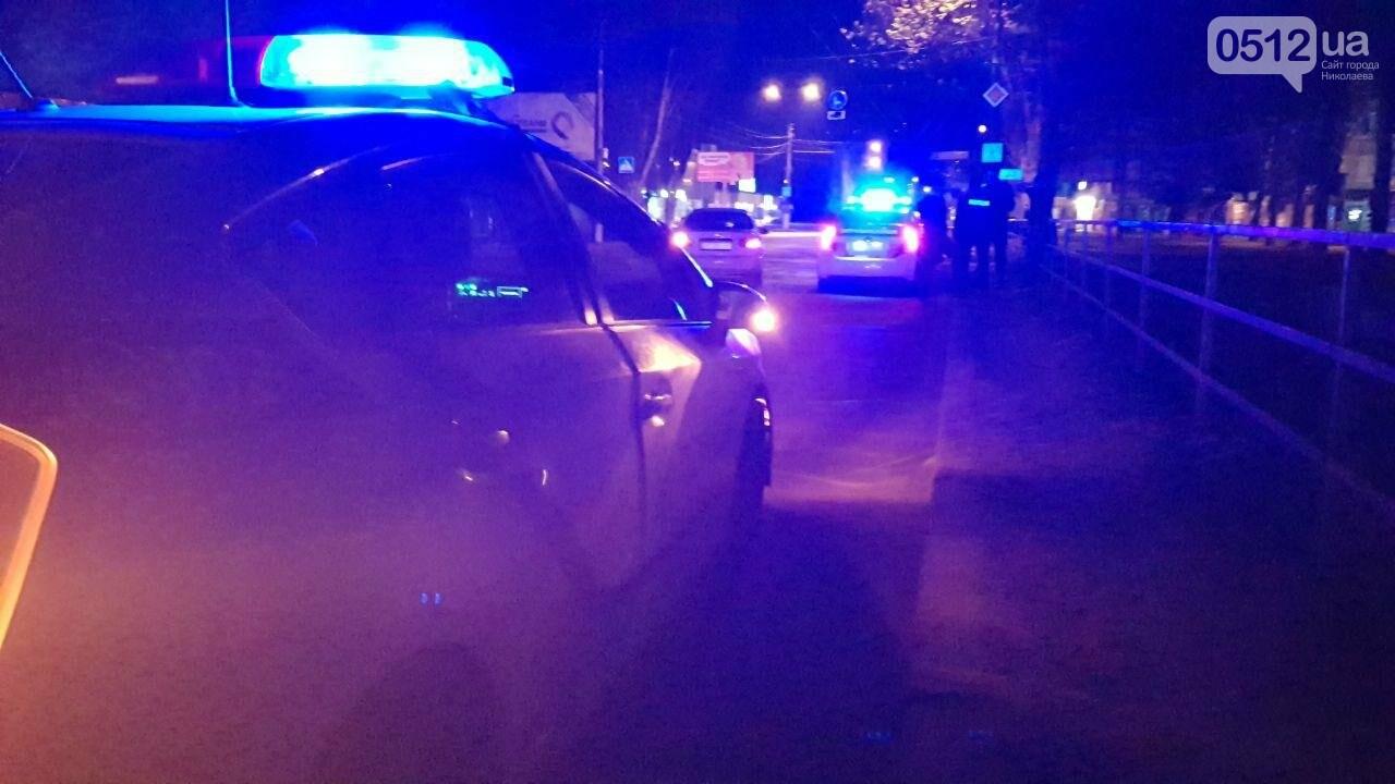 В Николаеве эвакуировали авто пьяного водителя, - ФОТО , фото-6