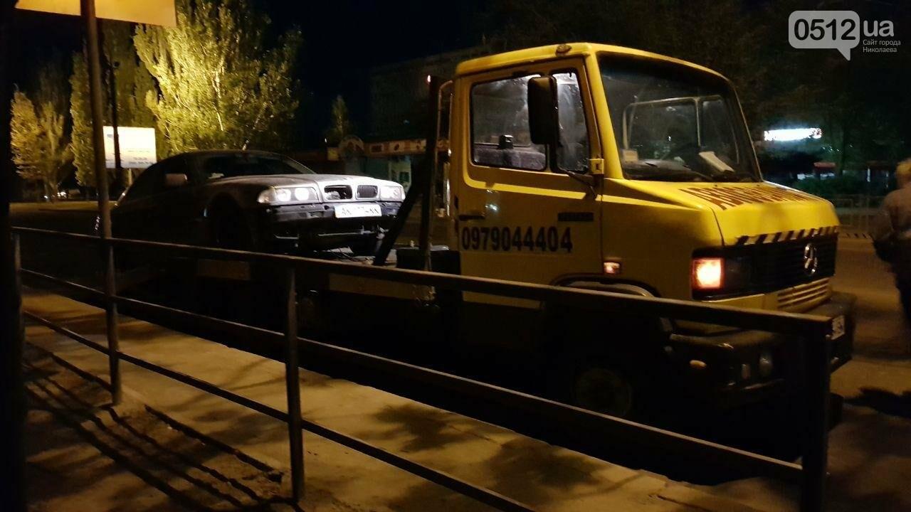 В Николаеве эвакуировали авто пьяного водителя, - ФОТО , фото-7
