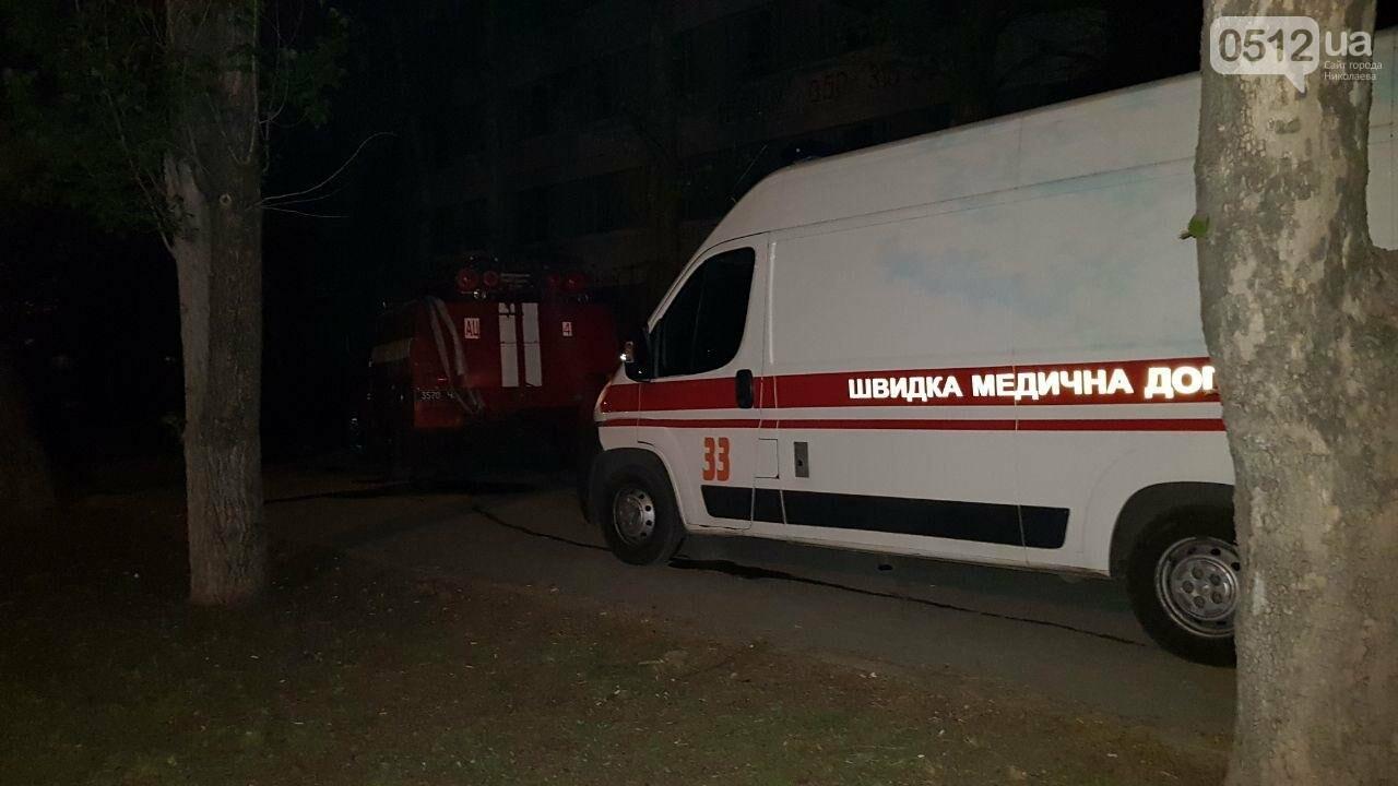 В Николаеве горел подвал заброшенного дома, в котором находился бездомный на инвалидной коляске, - ФОТО, ВИДЕО, фото-5