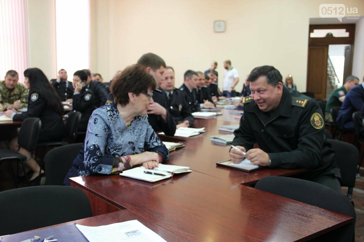 В Николаеве представили нового начальники ГУНП области, - ФОТО, фото-1