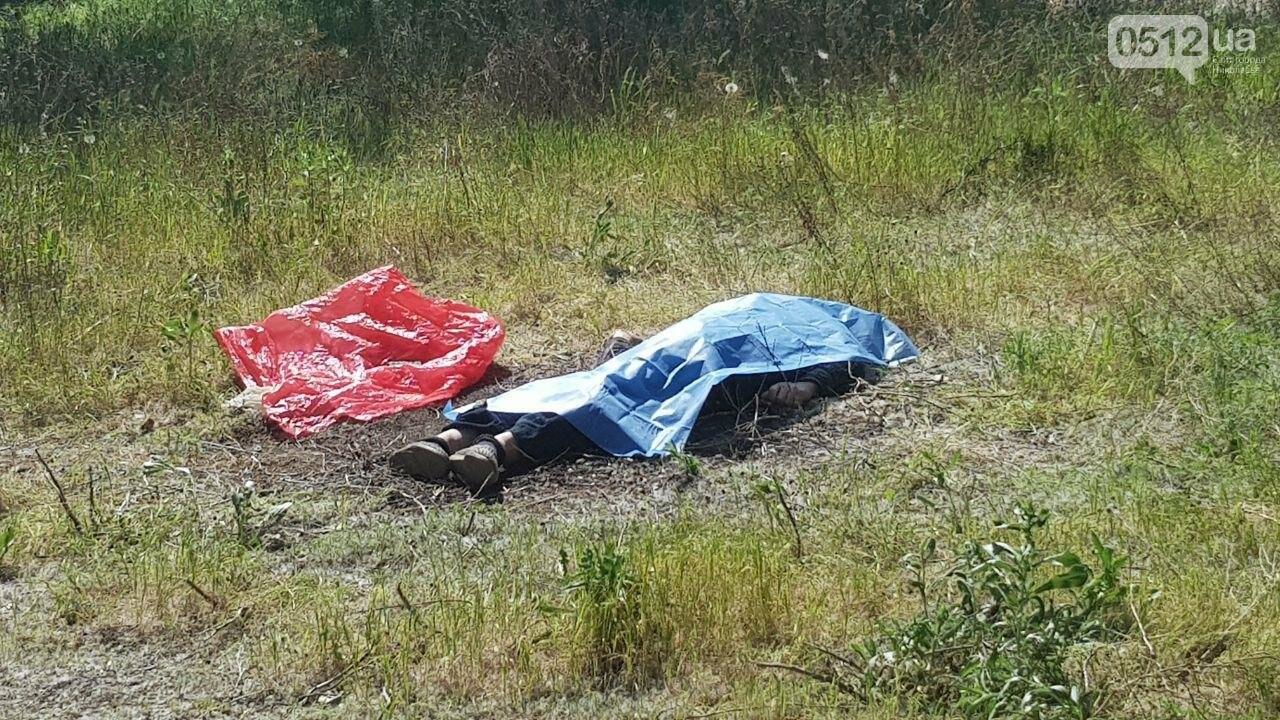 Мужчина разбился насмерть, упав с Ингульского моста в Николаеве - ФОТО, ВИДЕО, фото-1
