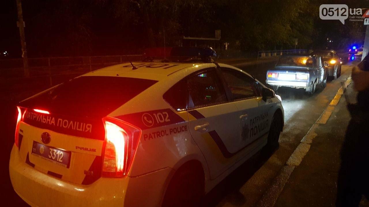 В Николаеве патрульные остановили пьяного водителя мопеда, - ФОТО, фото-3