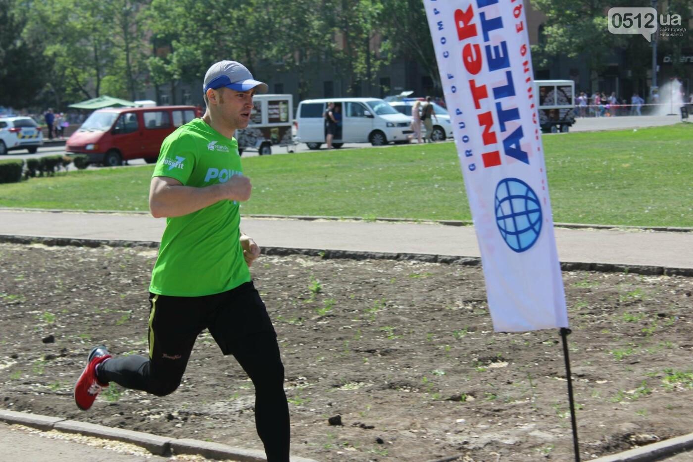 Кто сильнее: в Николаеве прошли соревнования по кроссфиту среди силовых структур, - ФОТО, ВИДЕО, фото-10