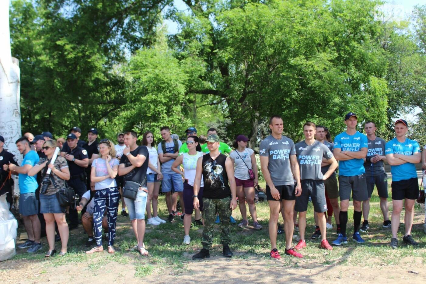 Кто сильнее: в Николаеве прошли соревнования по кроссфиту среди силовых структур, - ФОТО, ВИДЕО, фото-16