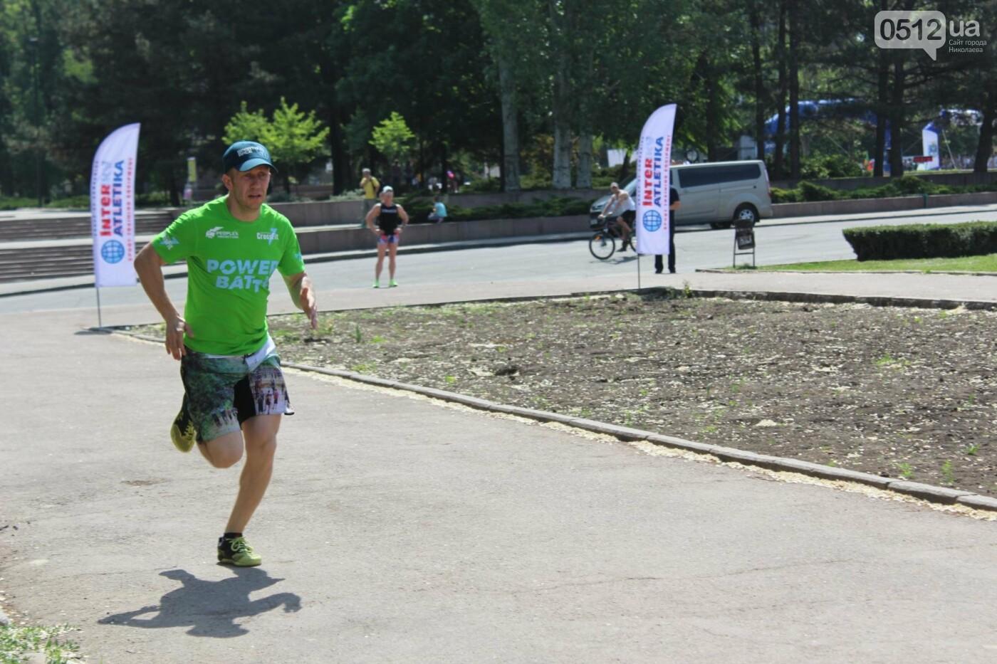 Кто сильнее: в Николаеве прошли соревнования по кроссфиту среди силовых структур, - ФОТО, ВИДЕО, фото-11