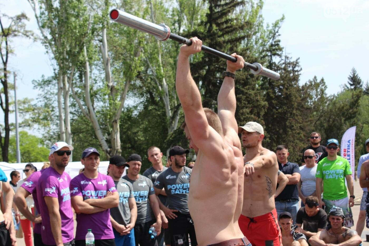 Кто сильнее: в Николаеве прошли соревнования по кроссфиту среди силовых структур, - ФОТО, ВИДЕО, фото-12