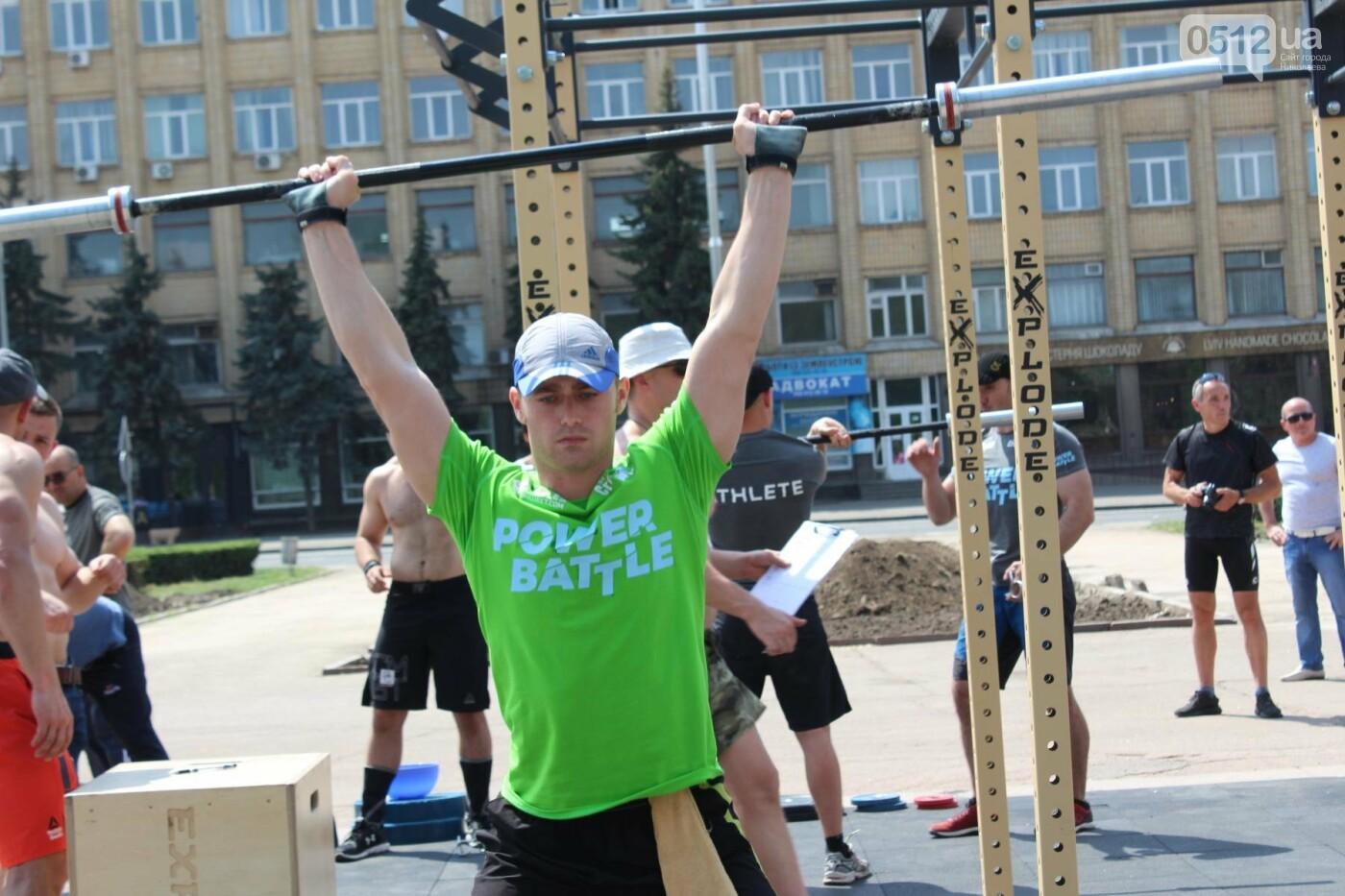 Кто сильнее: в Николаеве прошли соревнования по кроссфиту среди силовых структур, - ФОТО, ВИДЕО, фото-9