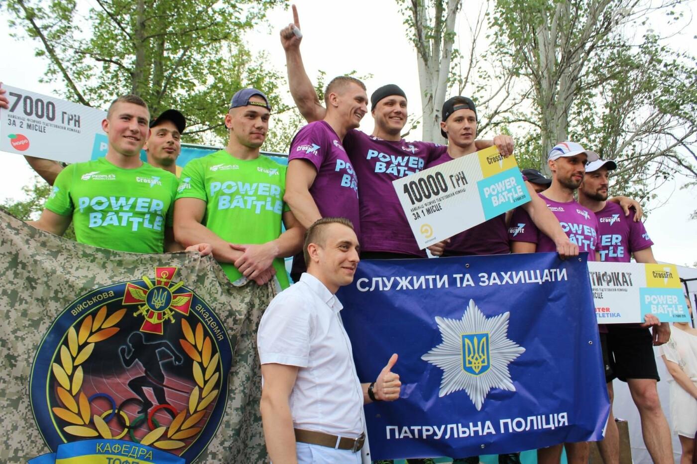Кто сильнее: в Николаеве прошли соревнования по кроссфиту среди силовых структур, - ФОТО, ВИДЕО, фото-15